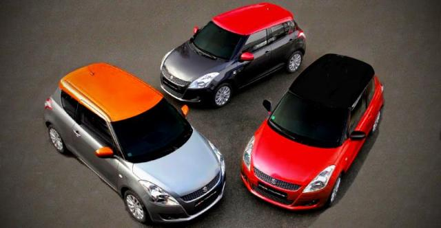 Maruti Swift Wrap