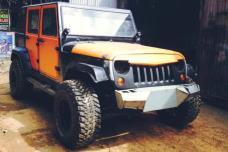 Jeep Bolero Rubicon 5