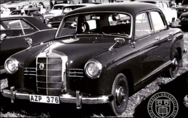 Ratan Tata Mercedes