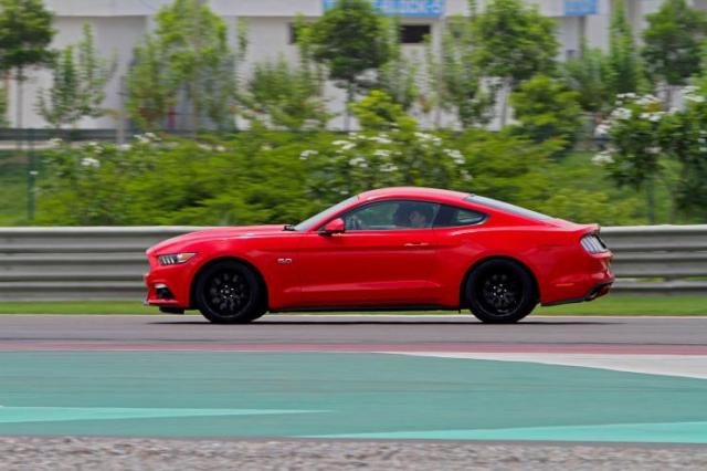 Ford Mustang 9