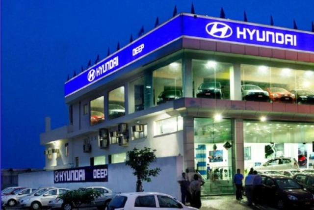 Hyundai India Dealership
