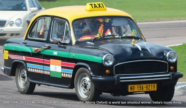 10 Less Known Facts About Hindustan Ambassador