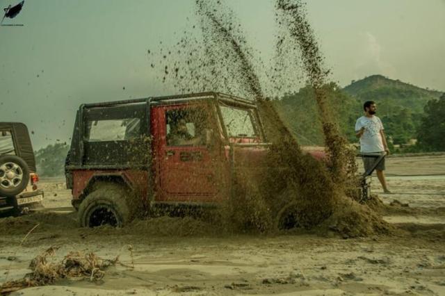 Mahindra Thar Modified by Backyard Customs 15