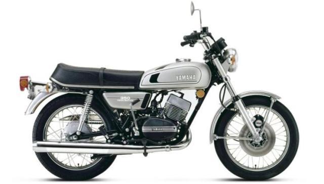 Yamaha RD350 2