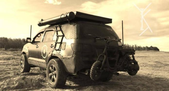 Toyota Fortuner Modified 4