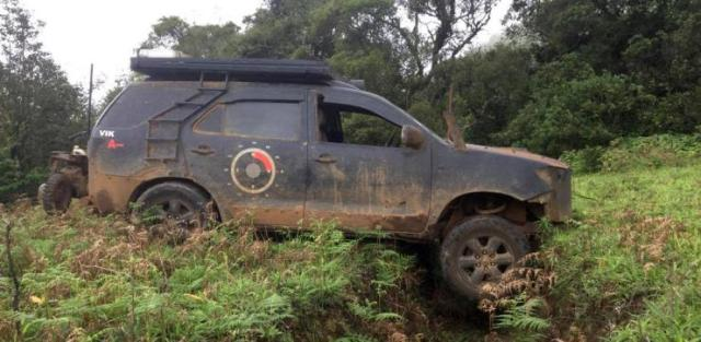 Toyota Fortuner Modified 8