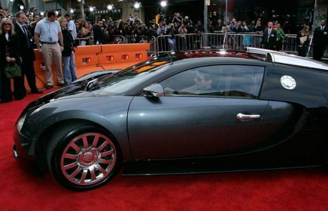 Celebrities That Own Bugatti Veyron (2018) - carsoid.com