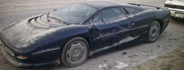 Super Exotic Cars Left To Rot And Die In Dubai
