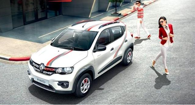 Renault Kwid Live for More