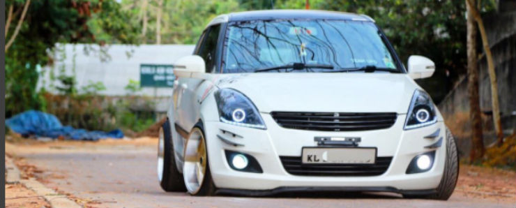 Indias BEST Cars Amp SUVS To Modify Maruti Suzuki Swift To