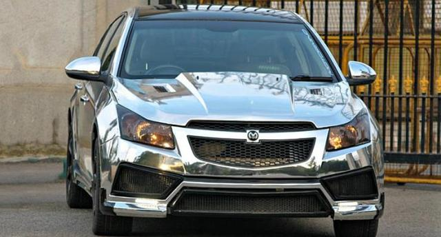 Motormind Chevrolet Cruze