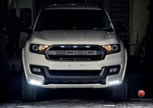 Motormind Ford Endeavour