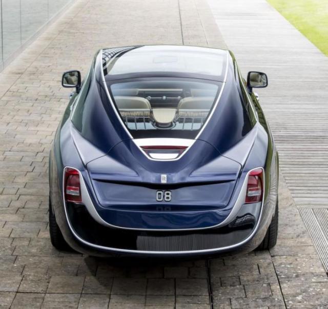 Rolls Royce Sweptail 2