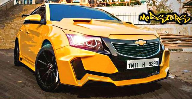 R.I.P. Cruze; We'll send you off with 10 great MODIFIED ...
