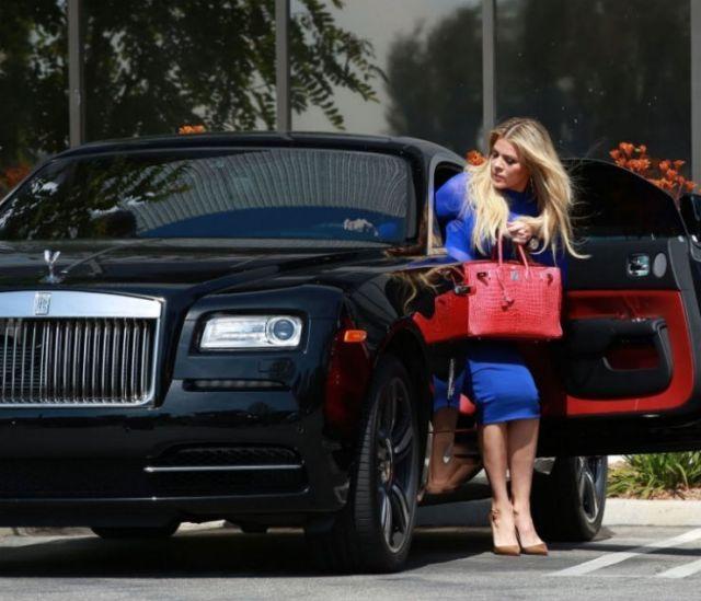 Kim Kardashian Family's INSANELY Cool Car Collection