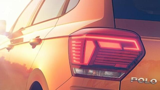 2018 MQB Volkswagen Polo Teaser 2