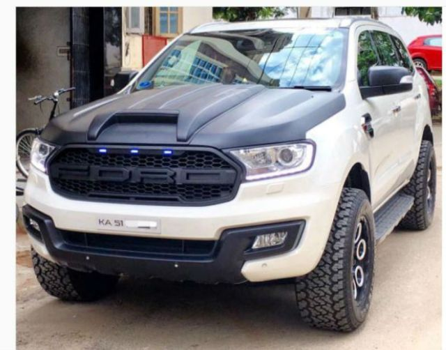 Ford Raptor Logo >> India's best modified cars and SUVs-Edition XII