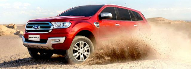 ford endeavour discounts march 2018