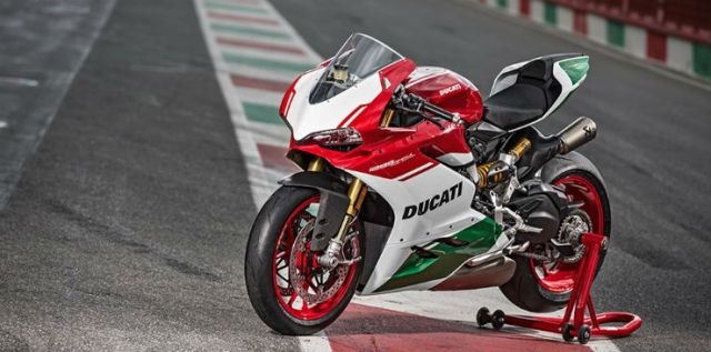 Panigale FInal Edition