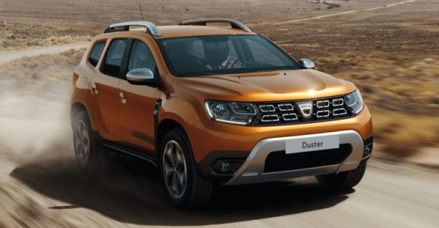 All-New 2018 Renault Duster Featured