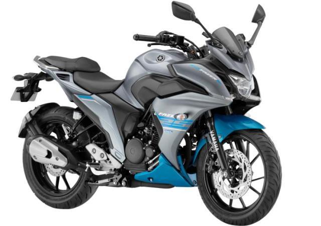 Yamaha Fazer 250 2
