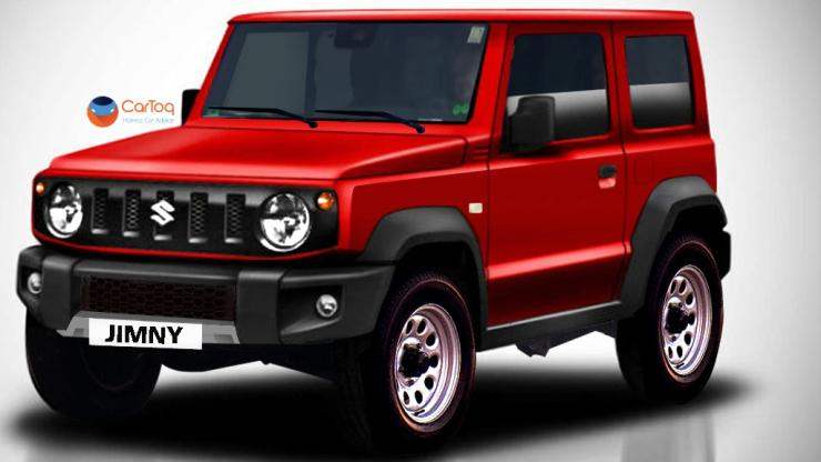 maruti jimny gypsy replacement confirmed for next year. Black Bedroom Furniture Sets. Home Design Ideas