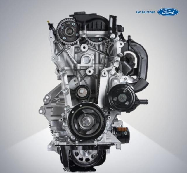Ford Ecosport 1.5 liter Ti-VCT Dragon Petrol Engine