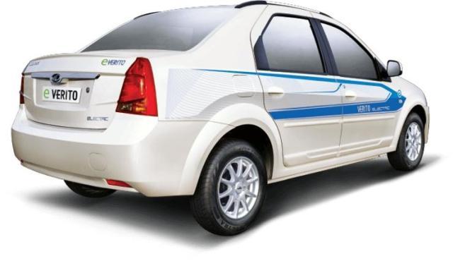 Mahindra Verito Electric 2