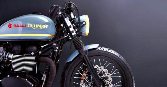 Bajaj Triumph S First Bike For India To Be A 500cc Single Royal