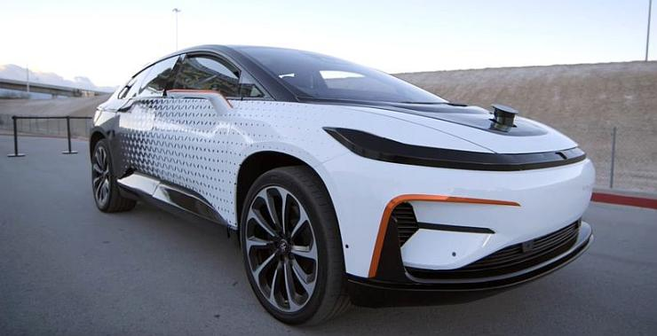 Tata invests in tesla rival faraday future for Tata motors electric car