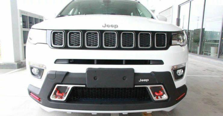 This Is India S First Modified Jeep Compass Suv With A