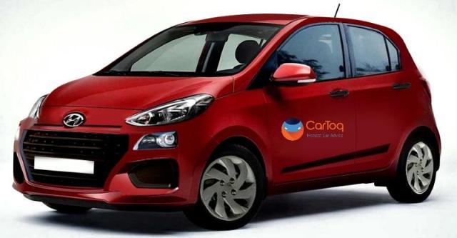 upcoming cars - new hyundai santro