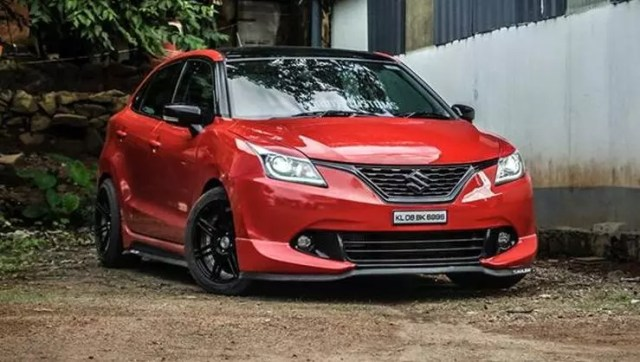 Red Wing Ford >> 5 gorgeously modified Maruti Baleno hatchbacks from around India
