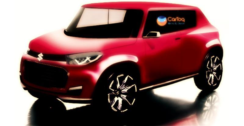 Maruti Suzuki Future S Micro Suv In Cartoq S Exclusive Render