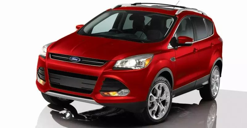 ford kuga based suv coming to india in 2018 to challenge jeep compass. Black Bedroom Furniture Sets. Home Design Ideas