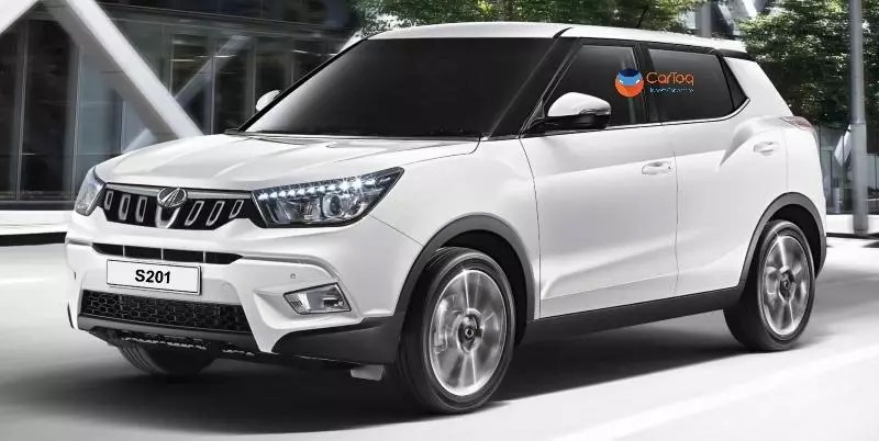 Hyundai New Car 7 Seater >> Mahindra S201 Compact SUVs (Brezza & Creta rivals) and XUV500 Facelift in Cartoq's Exclusive Renders
