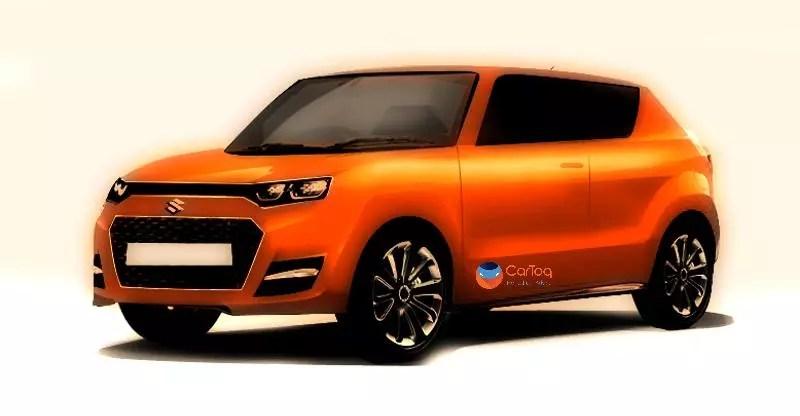 Maruti Suzuki Future S micro SUV: What it'll look like