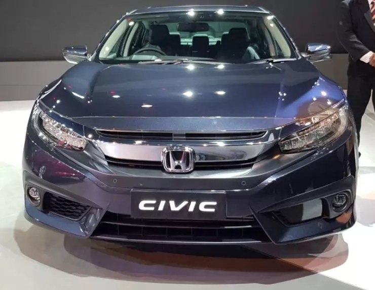 Auto Expo 2018: All New Honda CR-V Makes India Debut