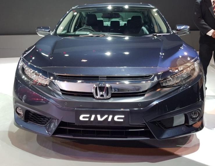 Honda civic used car price in india 16