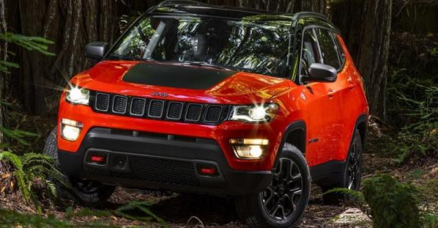 upcoming cars - Jeep Compass Trailhawk