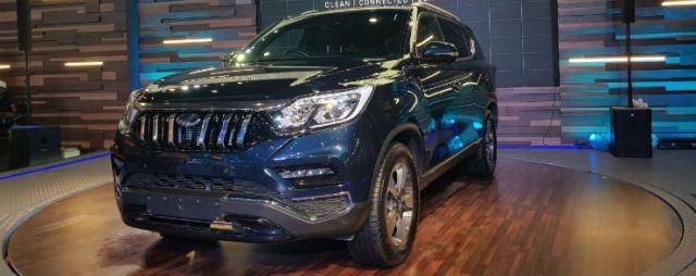upcoming cars - mahindra xuv700 suv