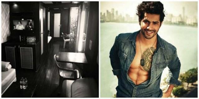 Bollywood Stars Amp Their Vanity Vans Alia Bhatt To Akshay Kumar