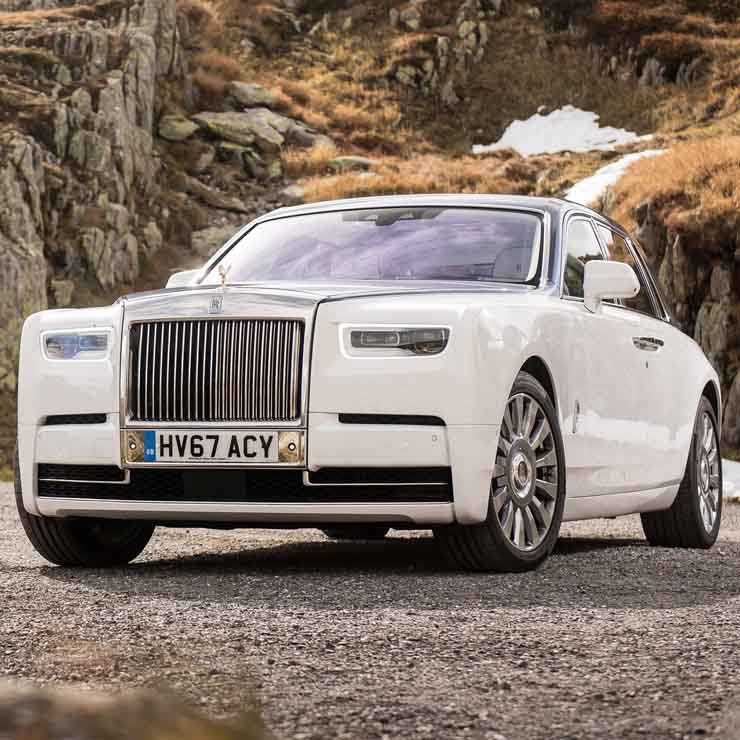 10 Most EXPENSIVE Cars Money Can Buy In India: Rolls Royce