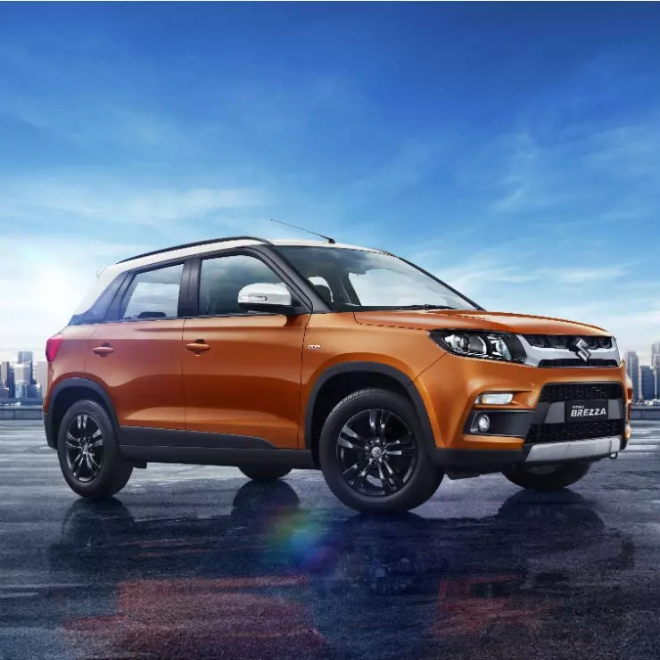 Small Toyota Suv: 5 Things You Don't Know About The Upcoming Maruti Brezza