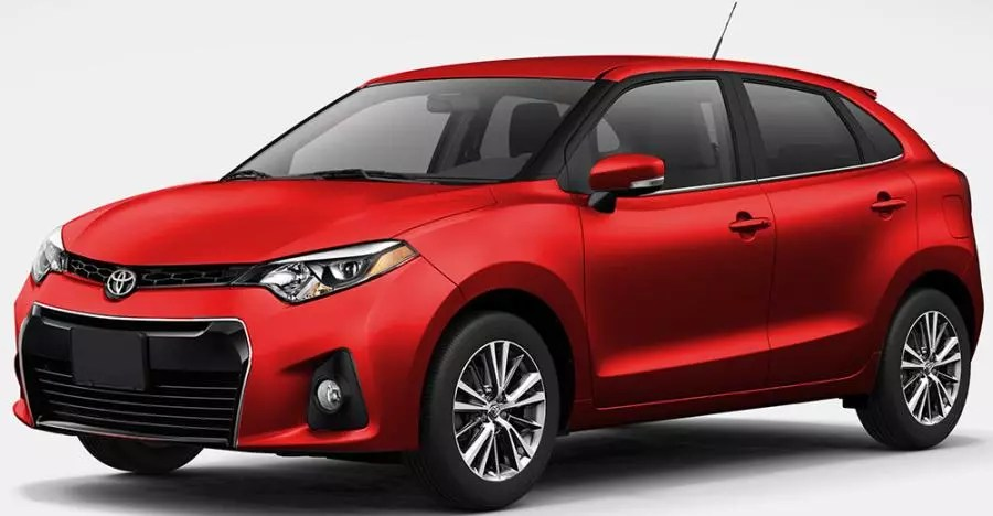 toyota to sell rebadged balenos in india