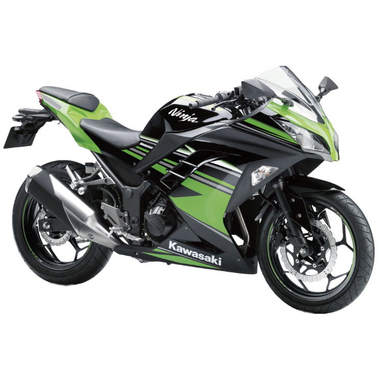 New Kawasaki Ninja 300 ABS launched, price drops by Rs 62,000