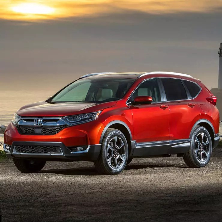 All new honda cr v diesel suv to be less powerful than the for Honda crv india