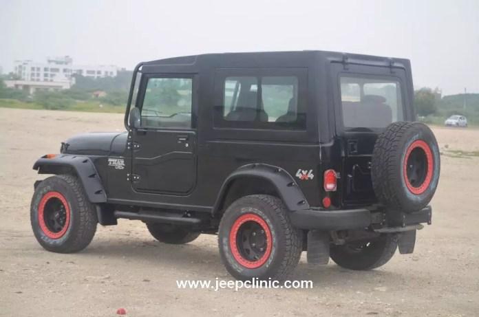 Jeep Mahindra 1