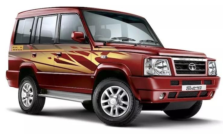 New Tata Sumo Gold