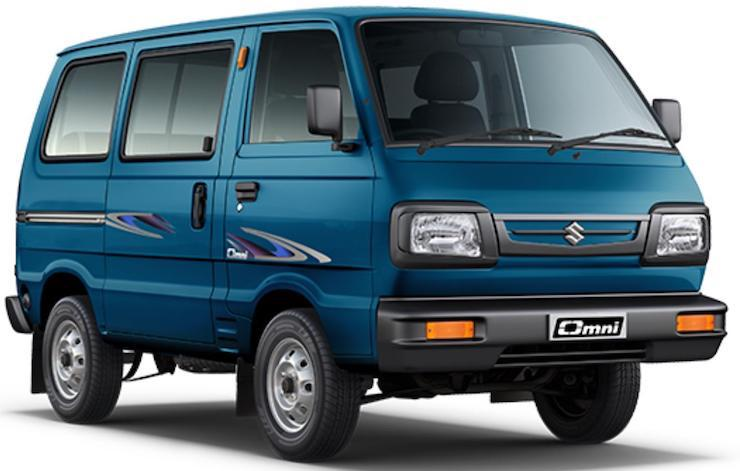 New Maruti Suzuki Omni India